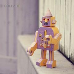 DIY Robot No.4 Paper Craft