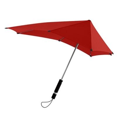 [SENZ] 태풍을 이기는 우산 ariginal sunset red - SKU0350