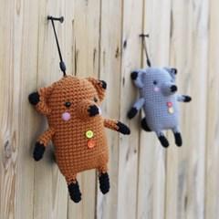 [곰의 작은집] 포포 & 푸푸 DIY 인형 만들기