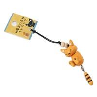 낮잠자는 네코(고양이) 핸드폰 줄(줄무늬)-755521
