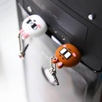 [마조앤새디] 유에너스 마조앤새디 캐릭터 USB OTG메모리 16GB