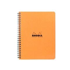 [RHODIA]로디아 클레식 스프링 노트북A5+ (오렌지)193468