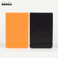 [RHODIA]로디아 웹노트 패드 A6(오렌지,블랙)