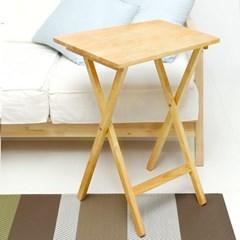 데일리 원목 사각접이식테이블