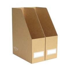 FILE BOX_FOR A4 SIZE / 2PCS