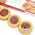 [프랑스 수입과자] Poult 딸기 타틀렛 150g