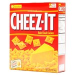 [수입과자] 오리지널 치즈 크래커 - 치즈잇 198g (CHEEZ-IT)