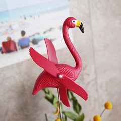 Flamingo Yard Windmill (정상품)