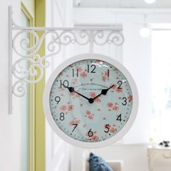 로즈가든 양면시계