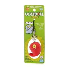 [KINKI ROBOT] Uglydoll figure zipper pulls_Uglyworm (1407009)
