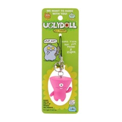[KINKI ROBOT] Uglydoll figure zipper pulls_Wedgehead (1407012)