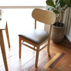 스칸디 피노 식탁 의자