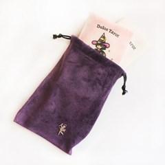 델로스 타로 파우치 Delos tarot card pouch