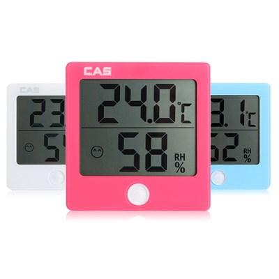 카스(CAS) 표정이 살아있는 디지털 온습도계 TE-301