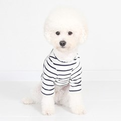 클래식 스트라이프티 (white) classic Stripe T