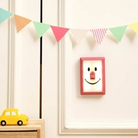 [SPICE] SMILES SWITCH LED LIGHT - PINK