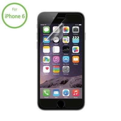 """[벨킨]아이폰 6 (4.7"""") TrueClear™ 투명 액정필름 {F8W526bt}"""