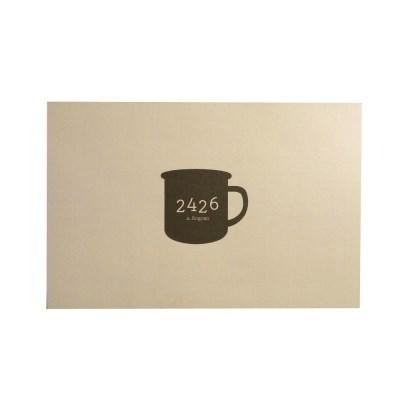 Post Card Khaki