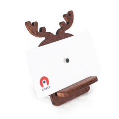 Mini Business Card Holder(Dear)-미니명함꽂이(사슴)