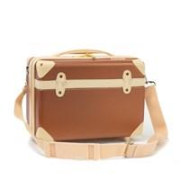[EDDAS]에다스 EV-501 12형 브라운 코스메틱가방 여행가방보조가방