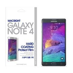맥사이트 갤럭시노트4 하드코팅필름 Galaxy note4 film
