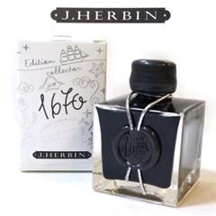 [제이허빈]J Herbin 340주년 기념 한정병잉크 Stormy Grey