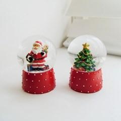 감성돋는 크리스마스 워터볼 2type_택1