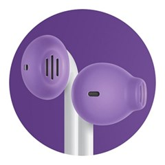 Earskinz 애플이어팟 이어스킨즈 ES2 _ Purple