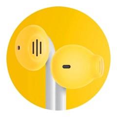 Earskinz 애플이어팟 이어스킨즈 ES2 _ Yellow