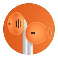Earskinz 애플이어팟 이어스킨즈 ES2 _ Orange