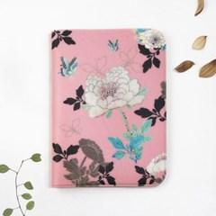 여권지갑 (민화 핑크)