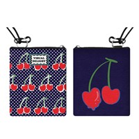 Cherry card pocket
