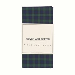 Traditional Plaid Handkerchief (Blackwatch)
