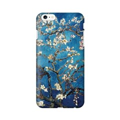 [무료배송] 아이폰6S/6S+ 고흐-꽃이핀아몬드나무 명화케이스