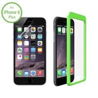 [벨킨] 아이폰6 Plus용 투명 보호필름(프레임포함){F8W615bt}