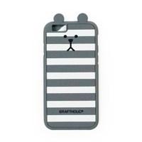 크래프트홀릭 Shell Cover for iPhone 6/6s (BORDER SLOTH)