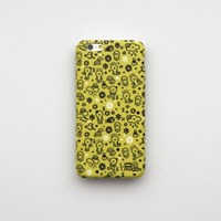 [EPICASE] Art case for iPhone 6, Yellow pattern