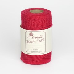 트와인 Baker's Twine 100m Solid Red