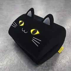 [MIEVO]자세교정용 기능성 배받이쿠션(Black:블랙)