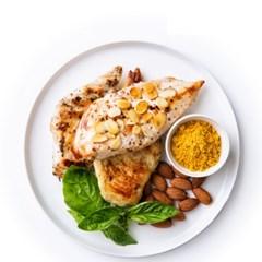 [파워닭] 치킨브레스트 혼합 3가지맛