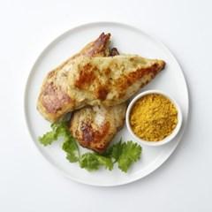 [파워닭] 치킨브레스트 카레맛