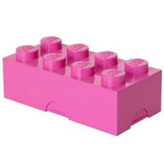 [레고 스토리지] 레고 블릭정리함 8 (핑크)