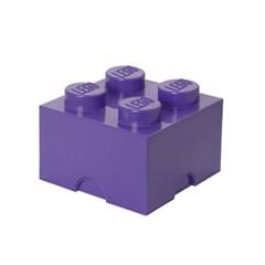 [레고 스토리지] 레고 블릭정리함 4 (퍼플)