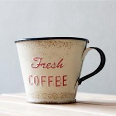 COFFEE 틴 머그