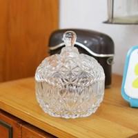 끌레르 crystal candy jar(예쁜 소품유리병)