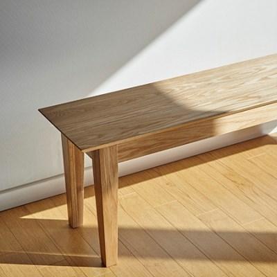 urbanworks modern oak bench