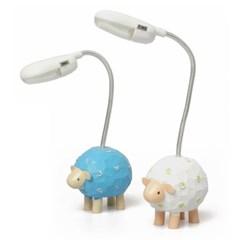 귀여운 양 LED 스탠드