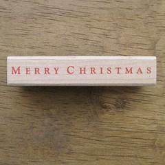 [크리스마스]메리크리스마스 롱텍스트(직선)