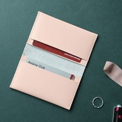 [leather] ESSENTIAL CARD WALLET