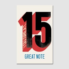 [YOU.GREAT.]GREAT NOTE-Great 2015